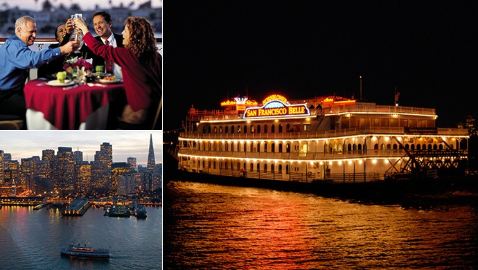 Silver Bells Holiday Dinner Cruise Hornblower Yacht San