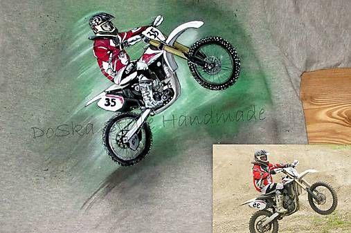 DoSka_Style_Handmade / Yamaha na tričku