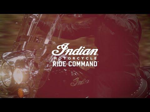 Indian Motorcycles – Nuevo control de ruta con pantalla táctil | Motoclubs México