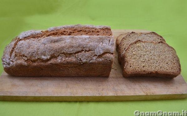 Soda bread -  Il soda bread è un pane senza lievito che si prepara in irlanda, e che non necessita di riposo. Dimenticate ovviamente il nostro pane e pensate ad una via di mezzo tra pane e plumcake. E' l'ideale per la colazione, con un po' di burro e marmellata, o magari con formaggio fresco e salmone, [...]