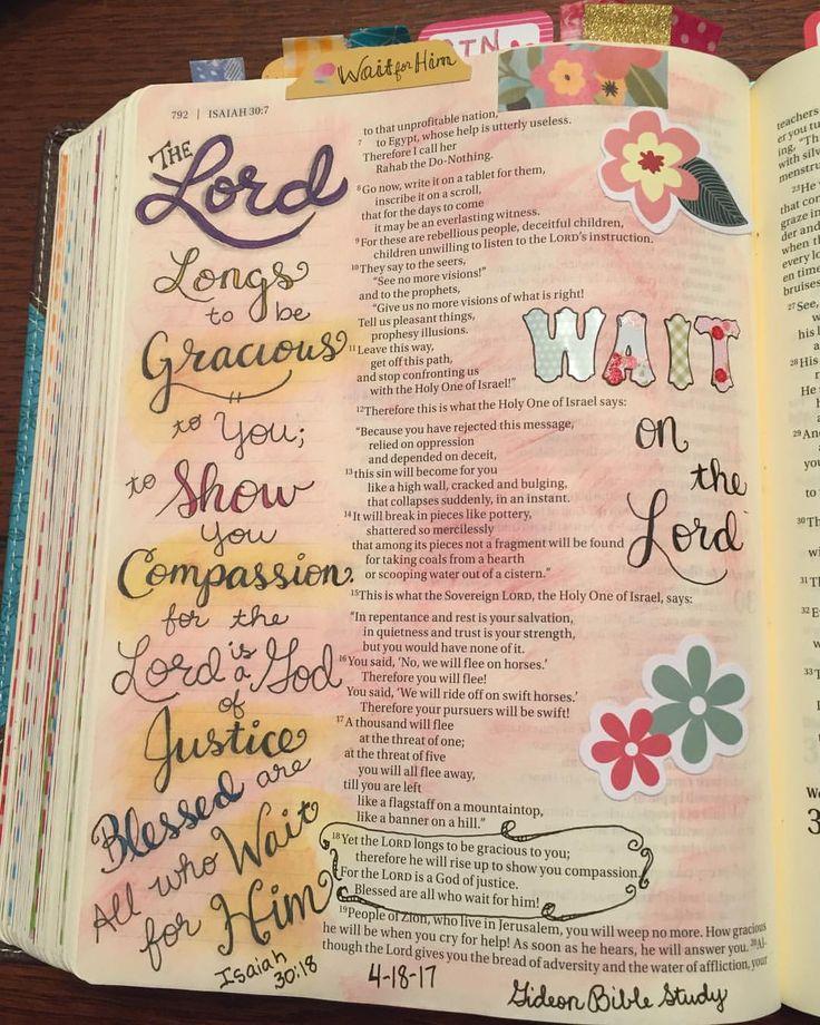 Gideon Bible Study | Forks of Elkhorn Baptist Church