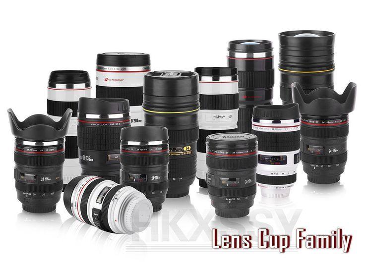 Best Coffee Mugs Images On Pinterest Coffee Mugs Mug Ideas - Nikon coffee cup lens
