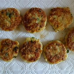 Captain Duarte's Salt Cod Cakes Allrecipes.com This recipe is so easy and I believe the best recipe that I have ever found for cod cakes.  My kids who didn't like fish, loved these.  My  mom was from Cape Breton and made fish cakes that taste just like these.  good memories :0)