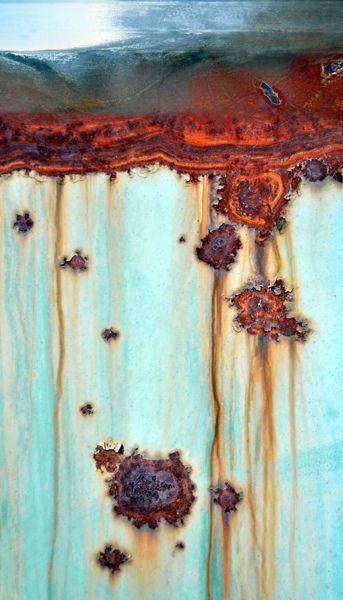 Rust by LuAnn Ostergaard