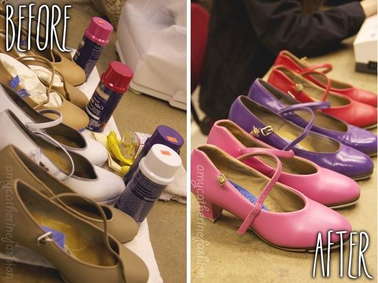 Best Spray Paint For Tap Shoes