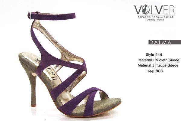 146-DALMA<br> scarpe da ballo donna