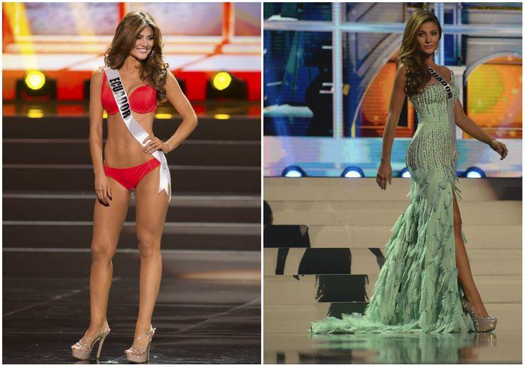 Constanza Baez, #MissEcuador2013, representante en el #MissUniverso2013. #Fashion #MissUniverse2013  Siga las noticias sobre el certamen de belleza en: http://www.eluniverso.com/tema/miss-universo