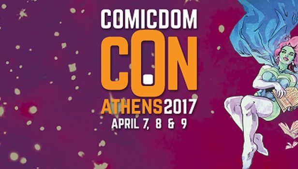 Comicdom Con Athens 2017: Τα comics ζωντανεύουν για 12η χρονιά! | FLIX