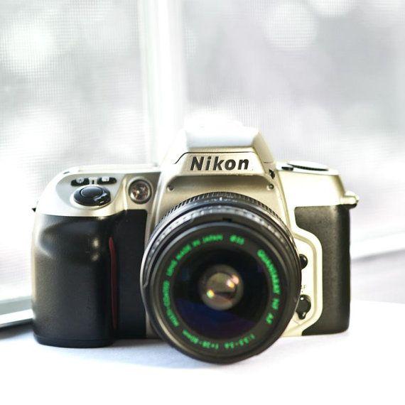 Nikon N60 Nikon F60  Vintage camera  Nikon by VintageCameraClub, $59.00