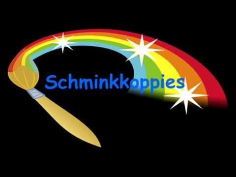 Les 4 glitters Leren Schminken Stap voor Stap door Schminkkoppies