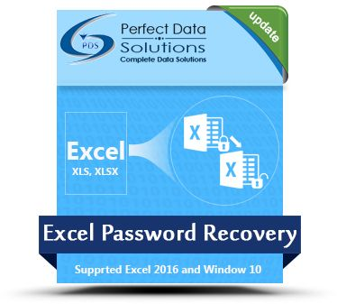 PDS Excel Password Recovery Software that easily recover excel file password