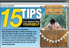 Tips to Represent you as a Web Designer & Developer
