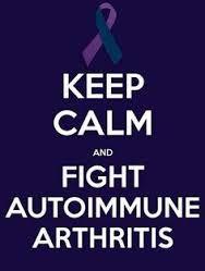 psoriatic arthritis awareness ribbon -