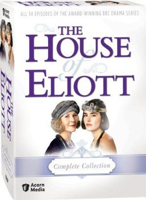 Watch The House Of Eliott: Season 1 Online | the house of eliott: season 1 | The House Of Eliott Season 1 (1991), The House Of Eliott S01 | Director: N/A | Cast: Stella Gonet, Louise Lombard, Aden Gillett, Cathy Murphy