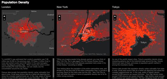 The Urban Observatory Uses GIS to Seek to Better Understand Cities - GIS Lounge