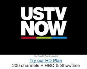 Watch USTVNOW inside USA