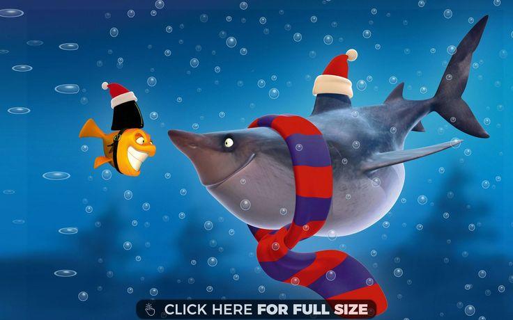Shark Fish 7090 wallpaper