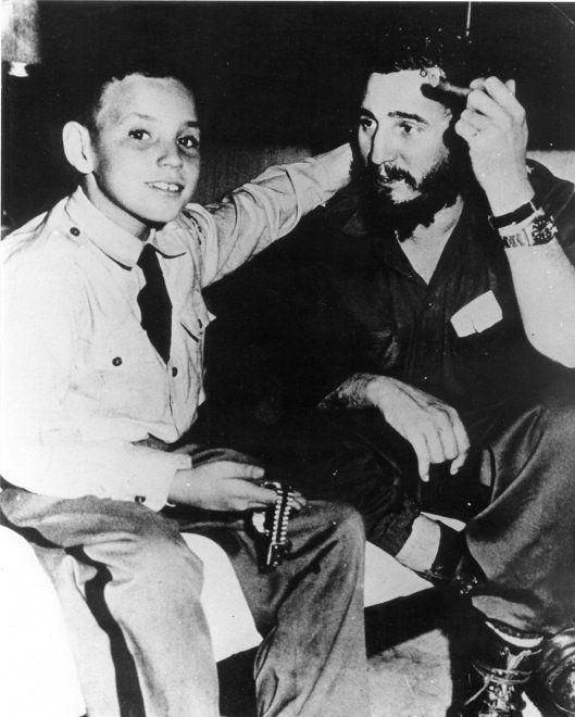 Fidel Castro e la famiglia: un clan di figli, nipoti ed ex mogli