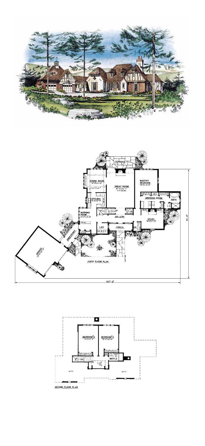 49 best luxury house plans images on pinterest luxury house