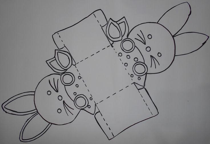 Τα πρωτάκια 1: Πασχαλινά καλάθια