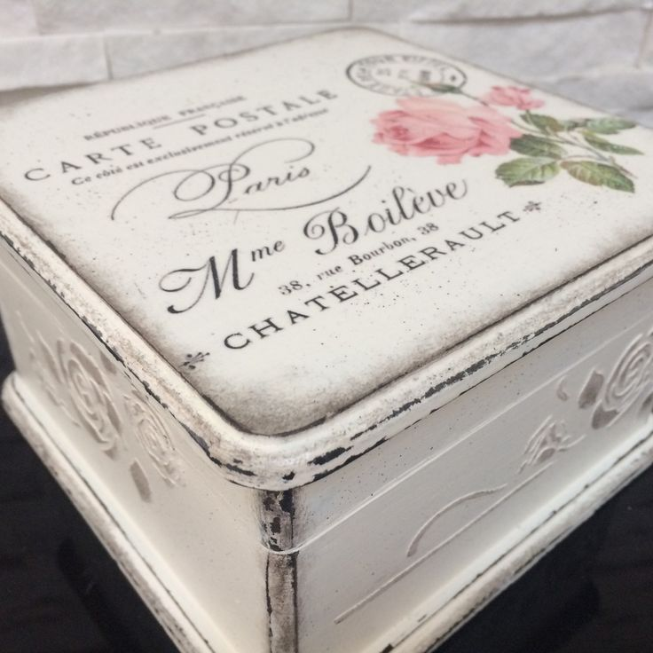 Lovely shabby chic decor for your home...