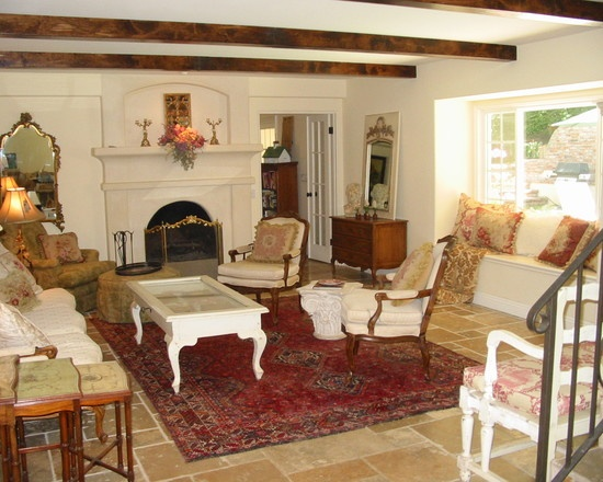 French Country Living Room Design, Pictures, Remodel, Decor And Ideas    Page 2 Part 40