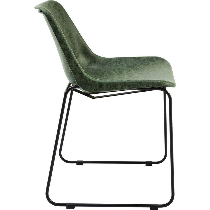 Stuhl Colorado Grün - Esszimmerstühle - KARE Design