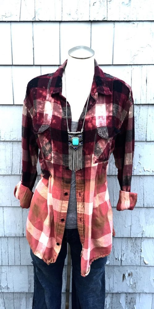 Best 25 western tops ideas on pinterest country western for Country girl flannel shirts
