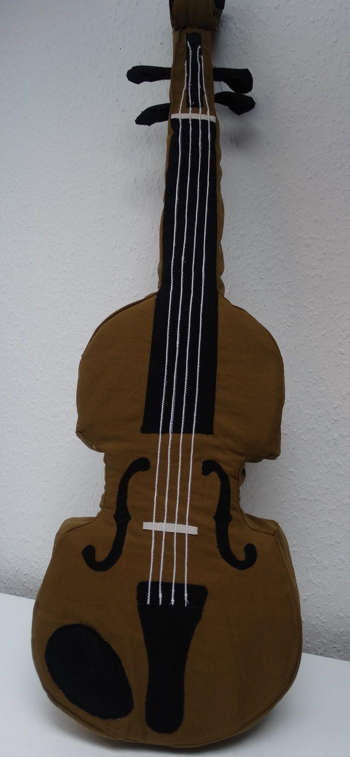 Geige Kissen