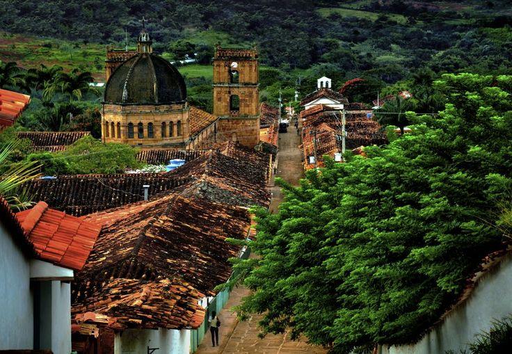 21 lugares mais bonitos da colômbia