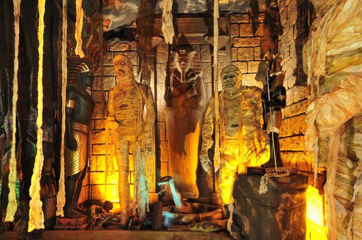 Dunbar Haunted House Mummy S Tomb Haunt Halloween