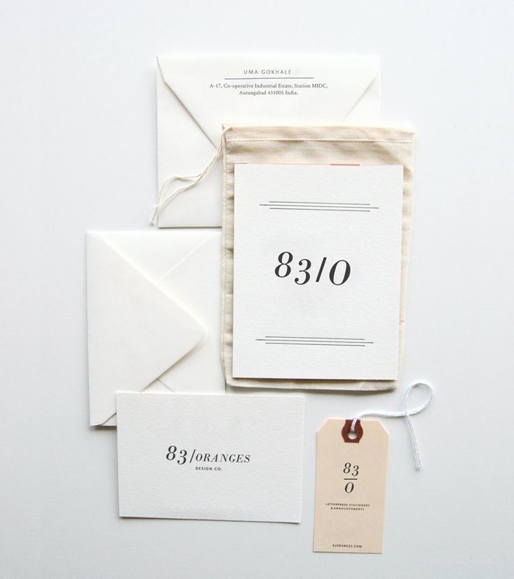 :: 83 Oranges Design Co. | Me. Rebranded :: logo design identity