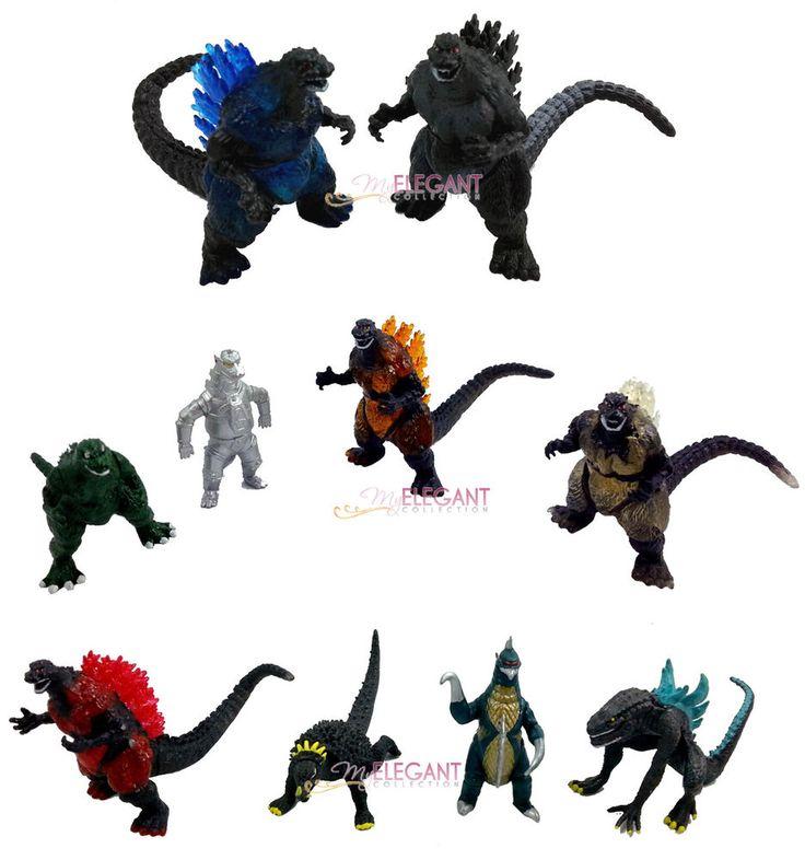 Best 25 Godzilla Toys Ideas On Pinterest Godzilla