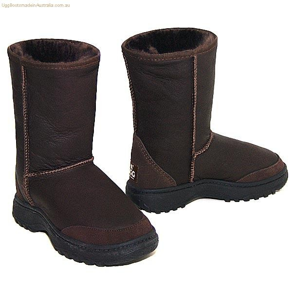 Offroader Bomber Short Ugg Boots - Chocolate for just $189.29 from http://www.uggbootsmadeinaustralia.com.au