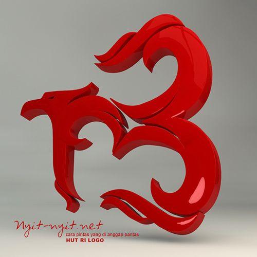 N3 HU RI LOGO 3D