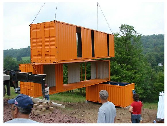 Shipping container homes tim steel structures for Structure container maritime