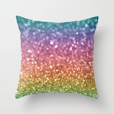 After the Rain Throw Pillow by Lisa Argyropoulos - $20.00