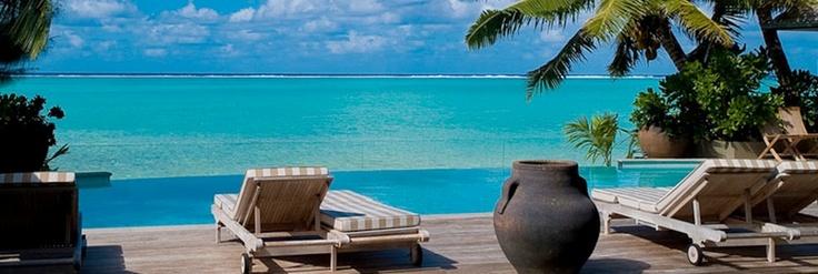 Te Vakaroa Villas - Luxury Villa Accommodation in #Rarotonga #CookIslands