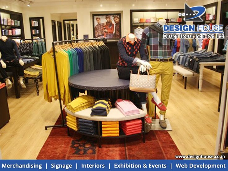 Design House Retail Store Page Offers Interior Designsrevamping Existing Storeretail Interiorsretail In Delhi