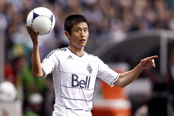 Lee Young-Pyo, D, Vancouver Whitecaps The South Korean fullback has made a seamless transition to MLS, giving the Whitecaps a serious threat on the right flank, as well as a steady defensive presence on that side of the field.    Reuters/Ben Nelms/Action Images -