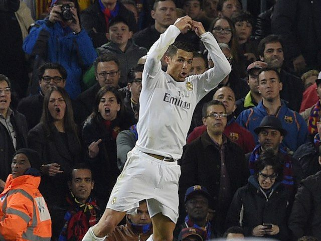 Zinedine Zidane: 'El Clasico victory could be turning point' #El_Clasico #Real_Madrid #Football