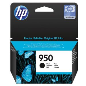 HP Ink Cartridge – Black; 950