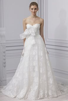 Monique Lhuillier | Wedding Dress