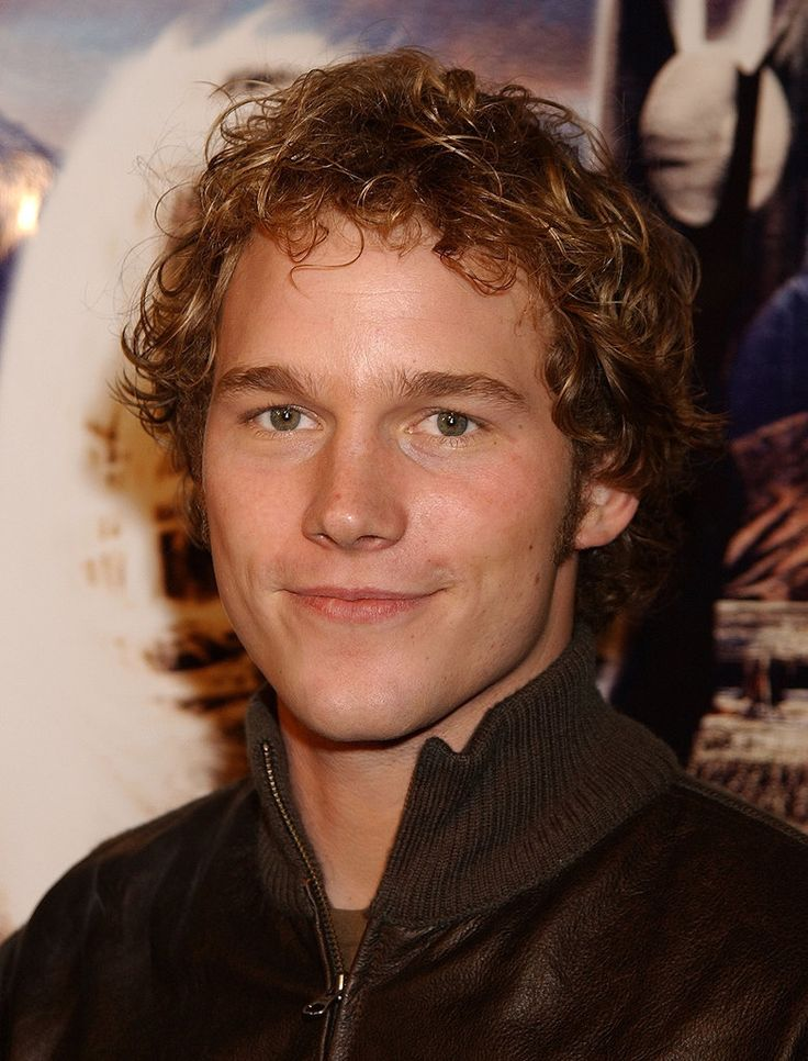 Young Chris Pratt — so cute!