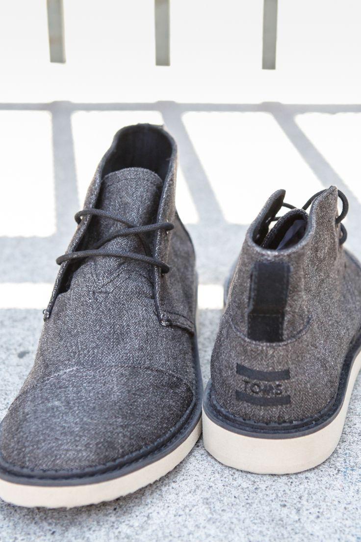 Toms Zapatillas Para Hombre Gris Espiga de Carbón Qpoor24