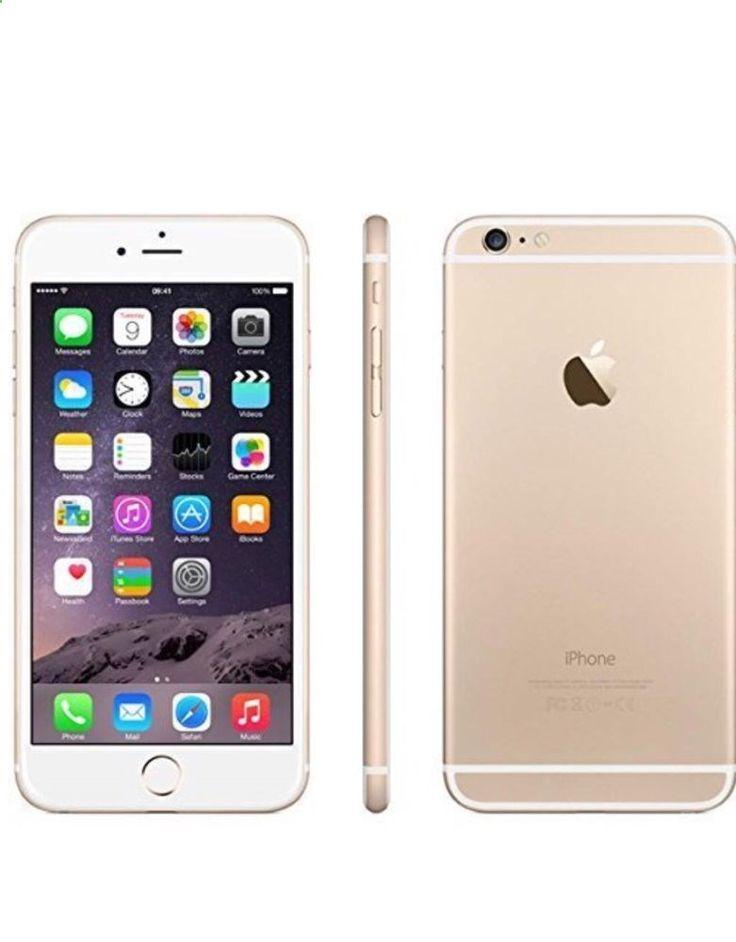 Unlocked Smartphones - Apple iPhone 6 Plus - 64GB - Gold (Unlocked) Smartphone #Apple