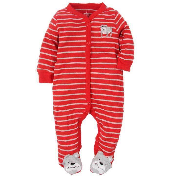 8b71c3413 Brand 2018 fashion baby pajamas   sleepwear baby clothing baby boys ...