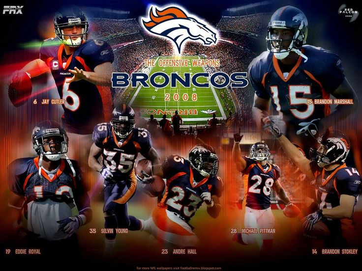 45 Nfl Football Players Wallpaper On Wallpapersafari: ... Denver BroncosWindows 7