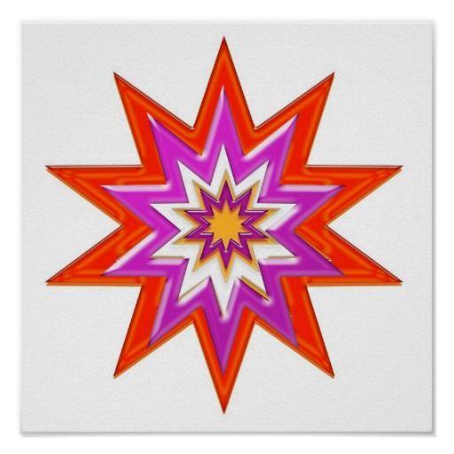 Red PURPLE Star: HUMAN Fantasy COSMOS lowprice