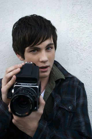 Logan LermanLogan Lerman3, Jacksonlogan Lerman, Loganlerman, Percy Jacksonlogan, Sexy Celebrities, Boys, Actor, Beautiful People, Heart Melted